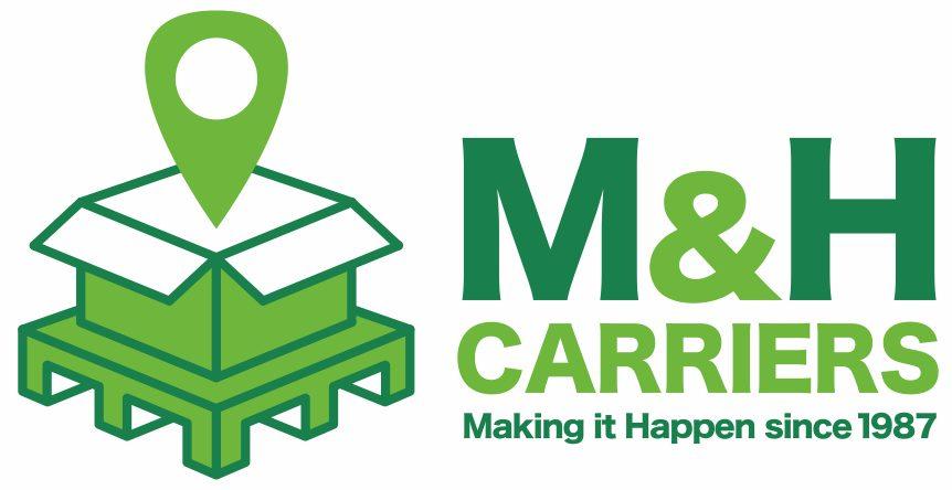 M&H Carriers Logo Lanscape 950x500px