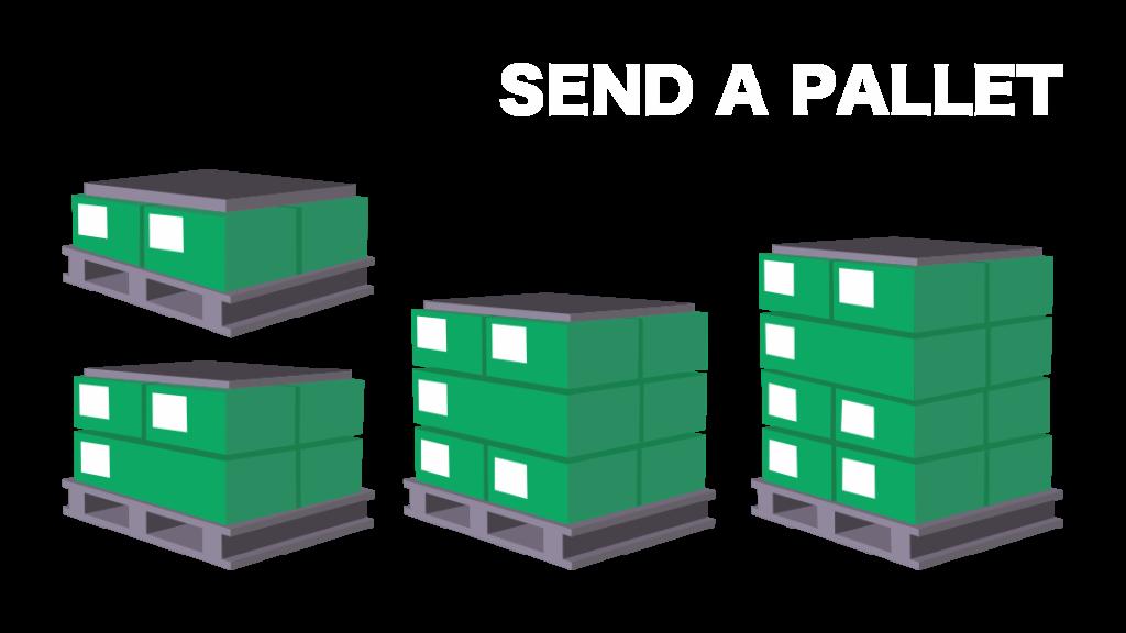 Send a Pallet